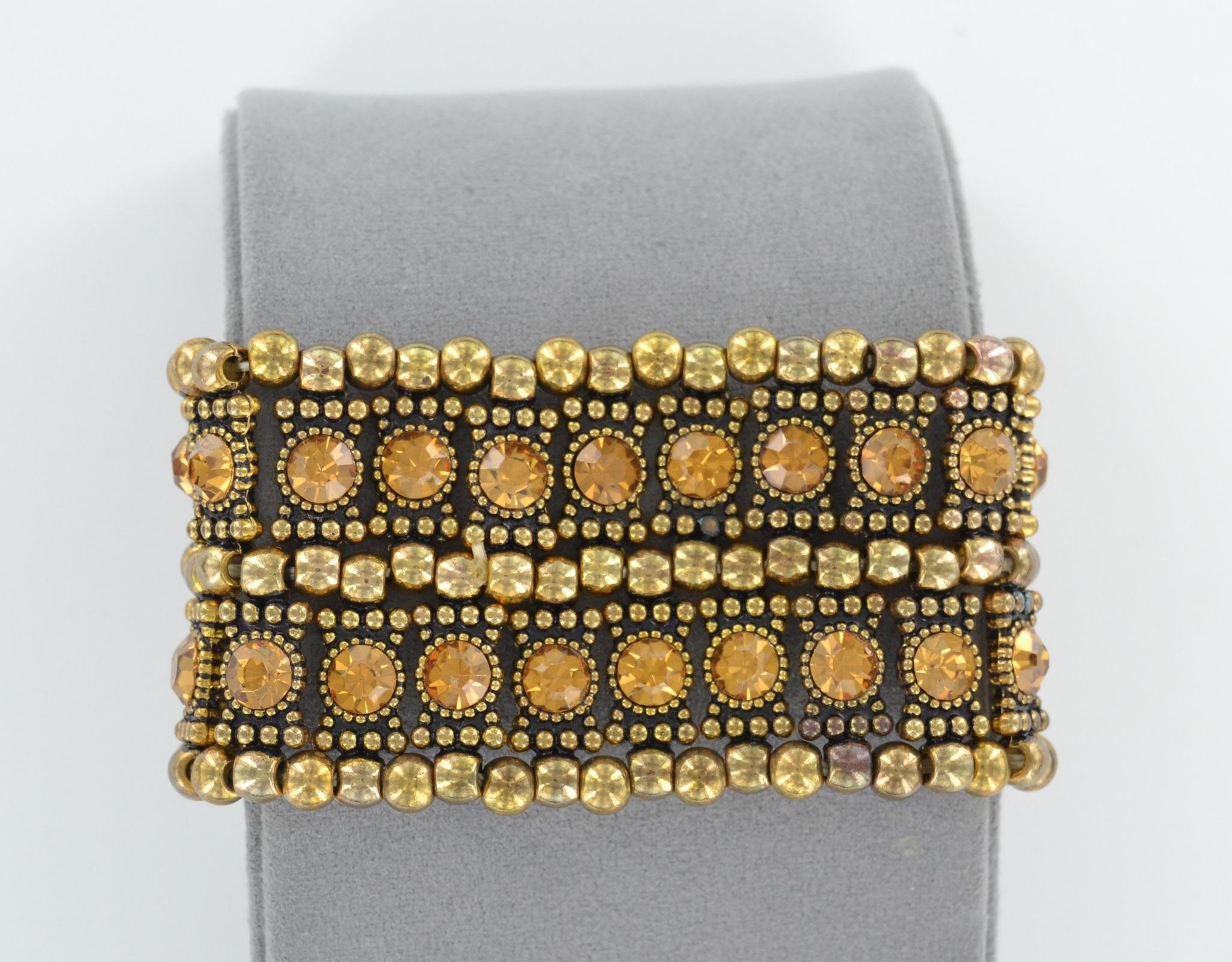 Image of Armband Fîlini - Avantgarde Gold