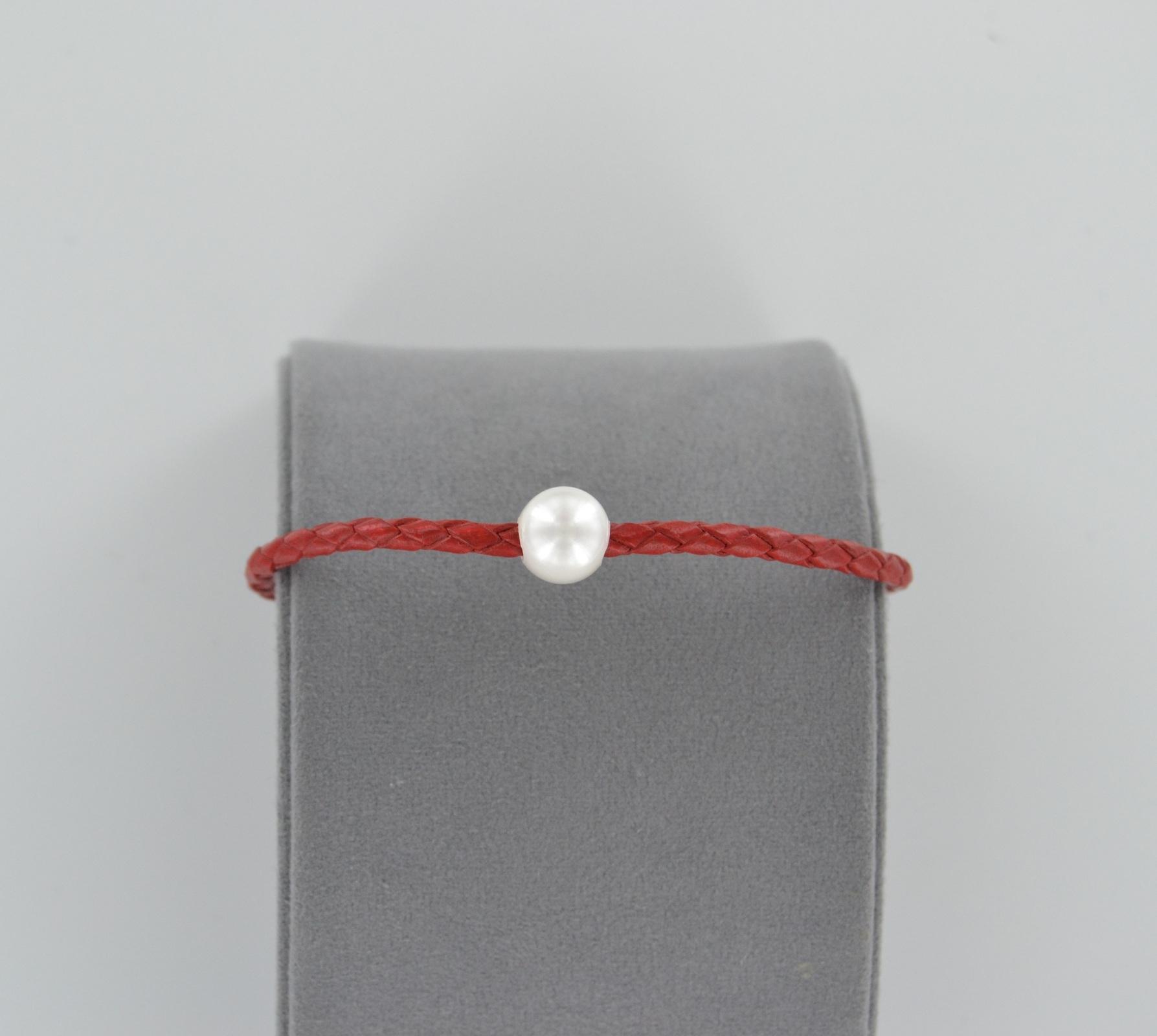 Image of Armband Filini Cielo Rot