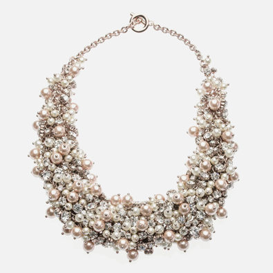 Milla Necklace Grey